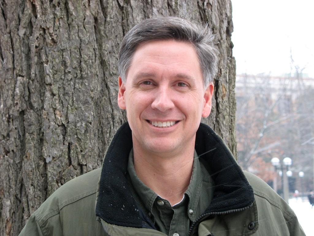 Professor Philip Deloria -2014 PBK Visiting Scholar