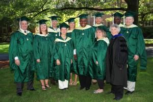 2010 AIM Program graduates