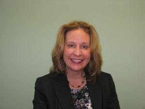 Photograph of AIM Program Director Kara McFall, EdD