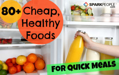 Easy cheap healthy quick meals youtube