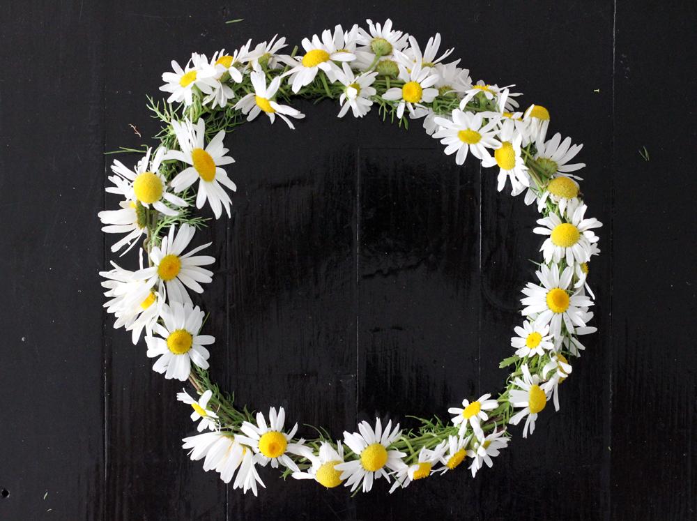 DIY Nature Art : Flower Crowns!