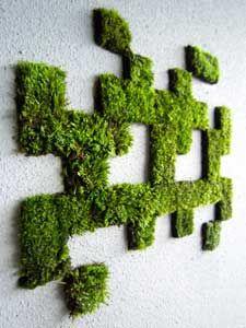 DIY : Green Graffiti | The Art of Nature
