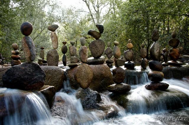 Diy Rock Stacks Cairns The Art Of Nature
