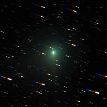 Comet Jacques on 8/26/2014 (PMO photo)