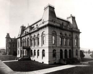 Deady and Villard Hall