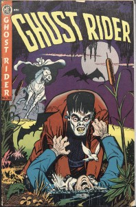 Ghost Rider, no. 10, 1952