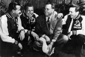 Leo_Harris_and_Walt_Disney_1947