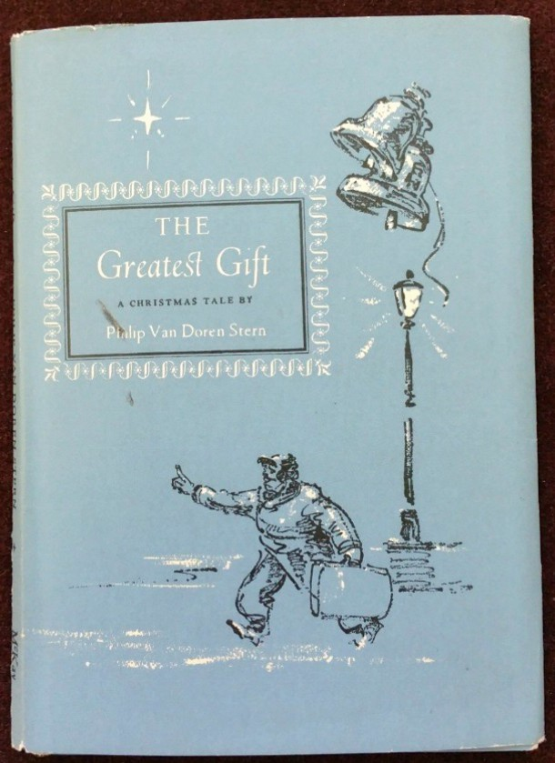 """One of the publications of """"The Greatest Gift."""""""