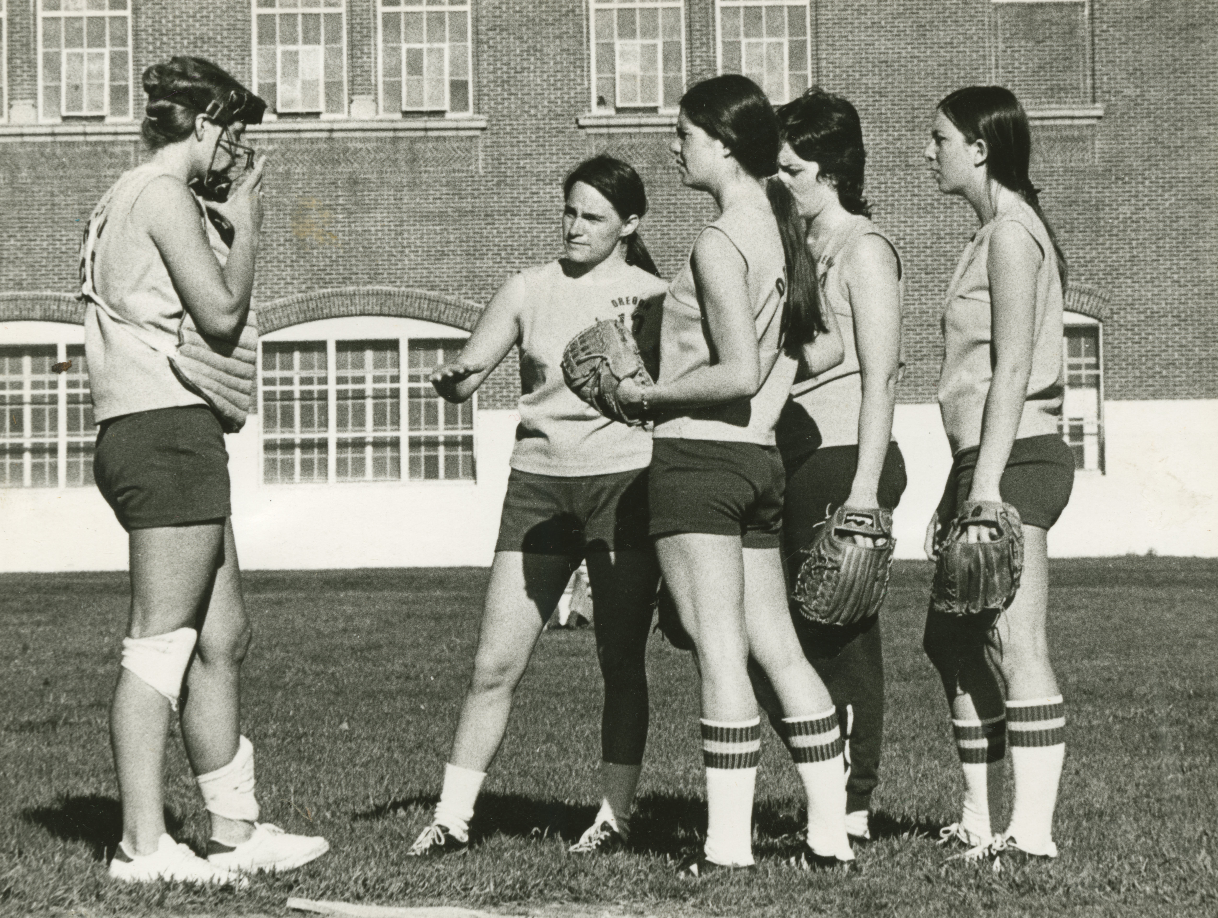 Uo Women S Softball Part Ii The Early History Of The