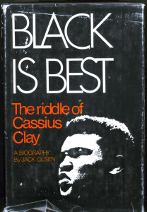 Black is Best 1967 by Olsen cover