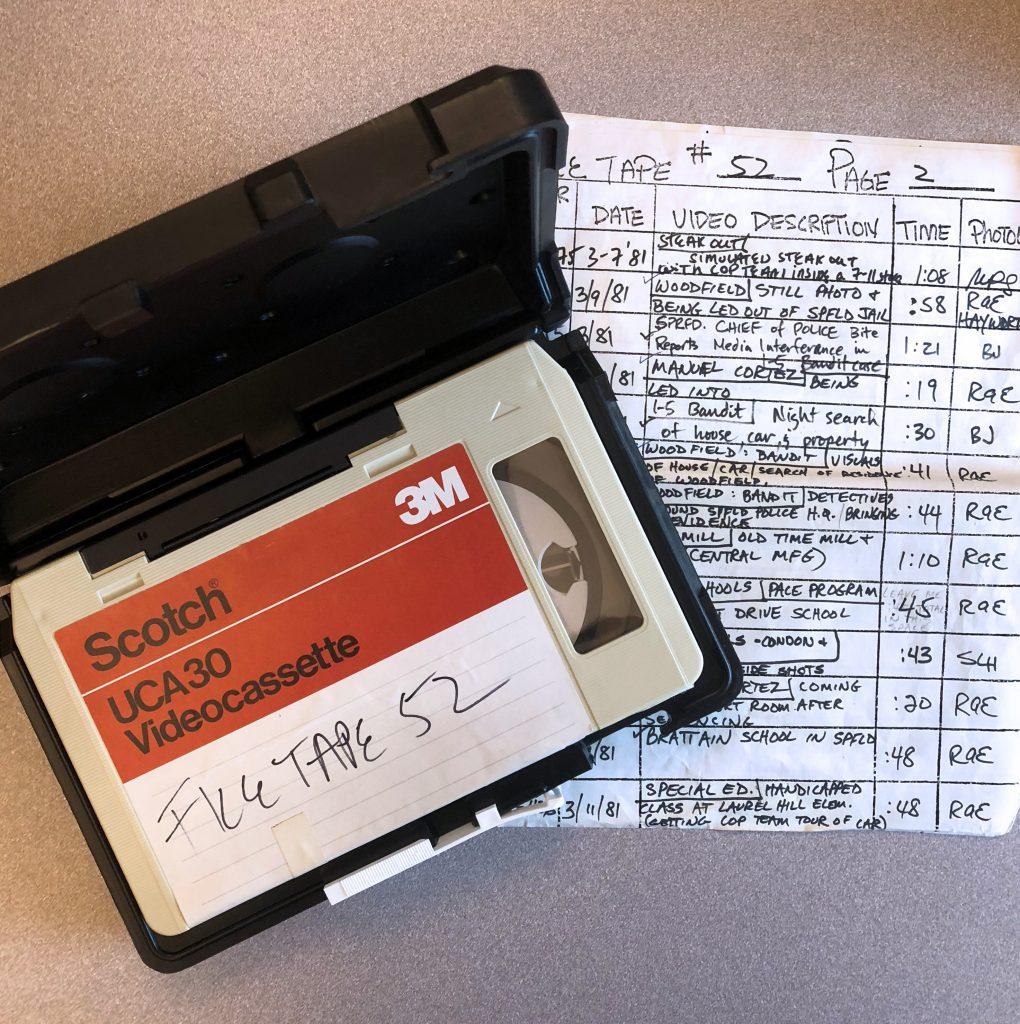 KVAL tape
