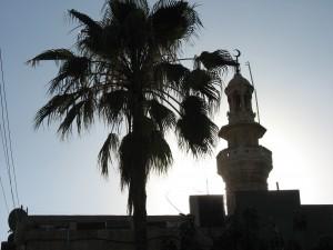 Amman minaret
