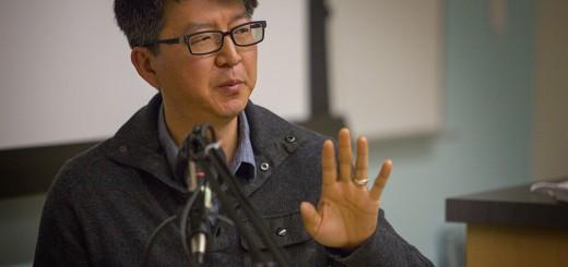 UO professor Sung Park.