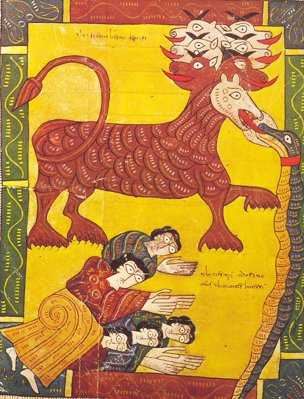 Beatus Manuscripts | empire and apocalypse