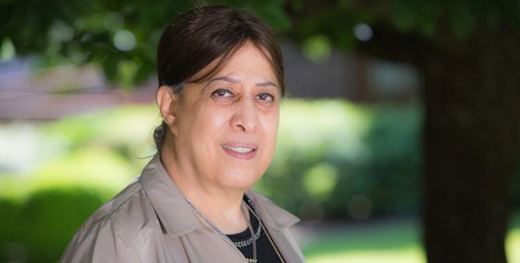 Saudi alumna's gift launches new Global Health Program