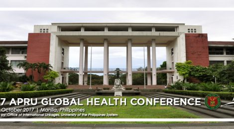 Abstract Submission and Registration for the 2017 APRU Global Health Conference Now Open