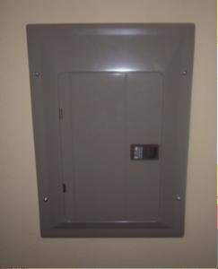 breaker panel