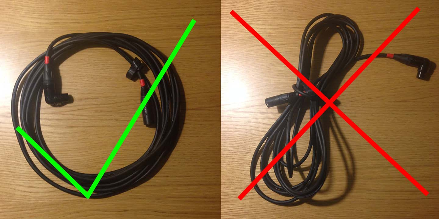 Rolling Cables | Cinema Studies Technology Resources