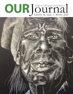 OURJ Vol 16 Cover