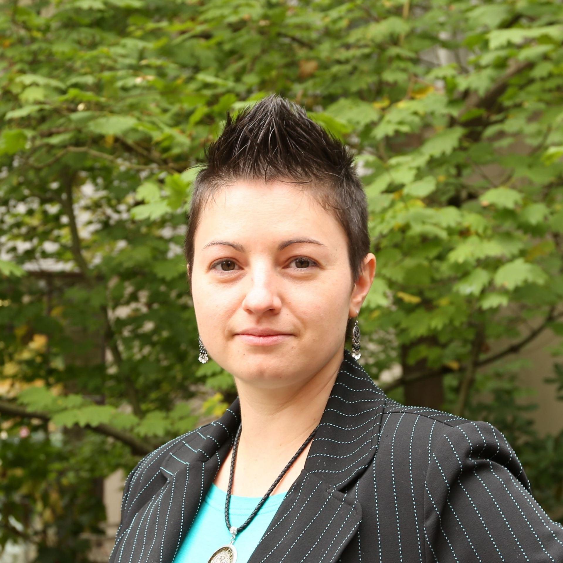 Dr. Sue Ishaq