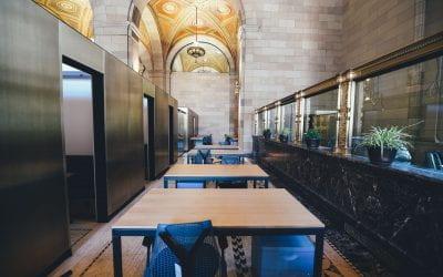 IHBE's Healthy Building Ideas Showcased on NPR