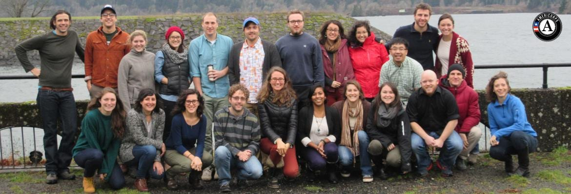 2014-2015 RARE AmeriCorps Members, Service Year 21