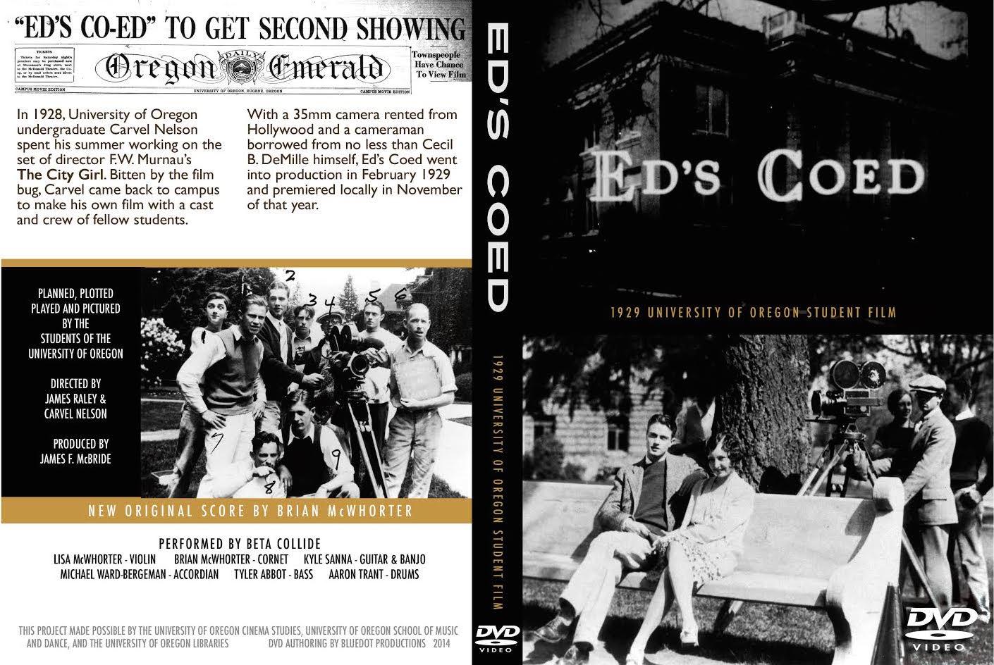 ed's coed cover