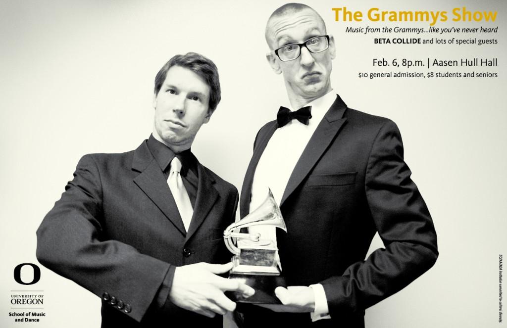 BetaCollide_GrammyShow_poster