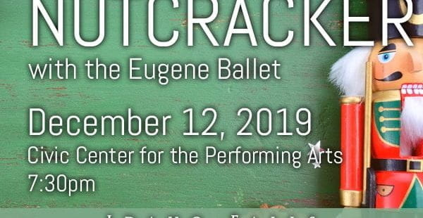 Idaho Falls Symphony & Eugene Ballet: Nutcracker
