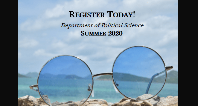 PS Summer Course Offerings