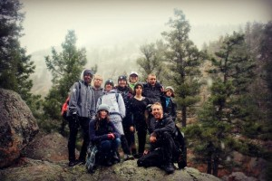 alpine 2 team at rocky mtn natl park