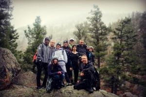 alpine 2 team at rocky mtn natl park