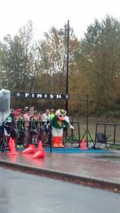 nov 8- duck warming up