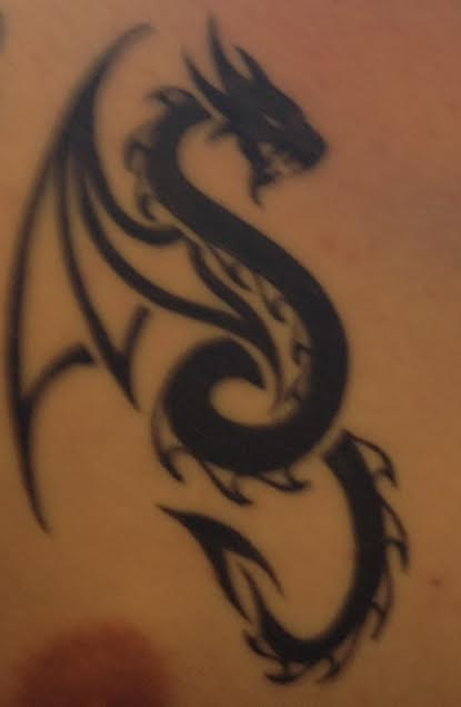 The Boy With The Dragon Tattoo | My Tattoos