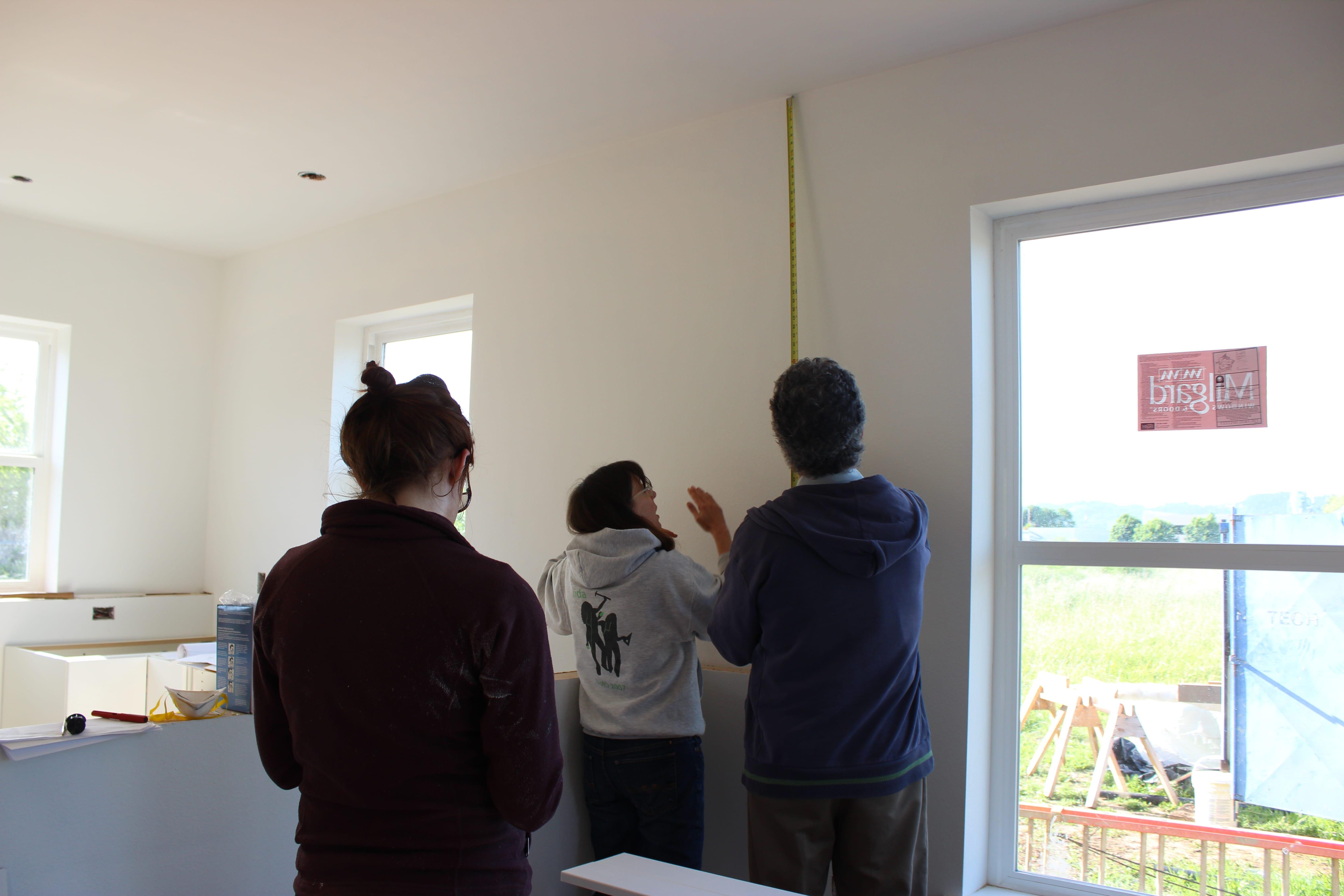 Interior measurements