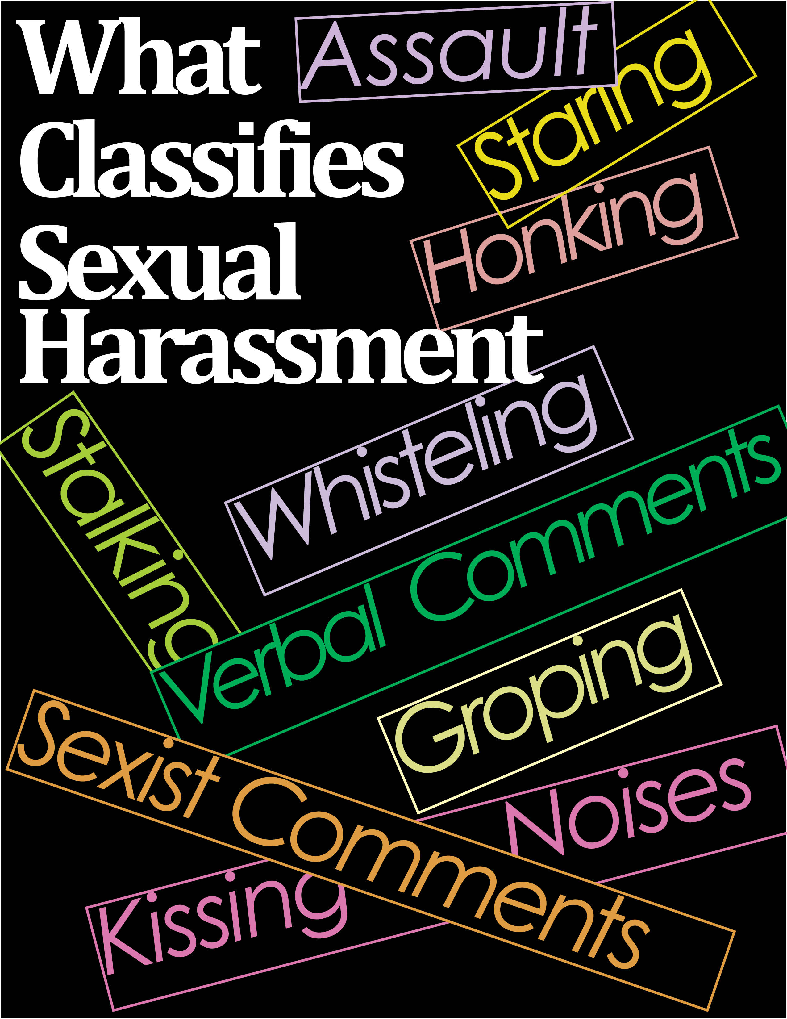 Interesting Facts to Go Into Your Essay on Sexual Harassment