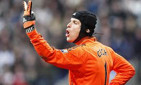 "A professional soccer trainer stated about Cech  ""He s a goalkeeper 8eb32f868"