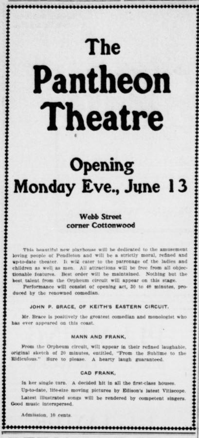 East Oregonian, June 8, 1904, p. 6