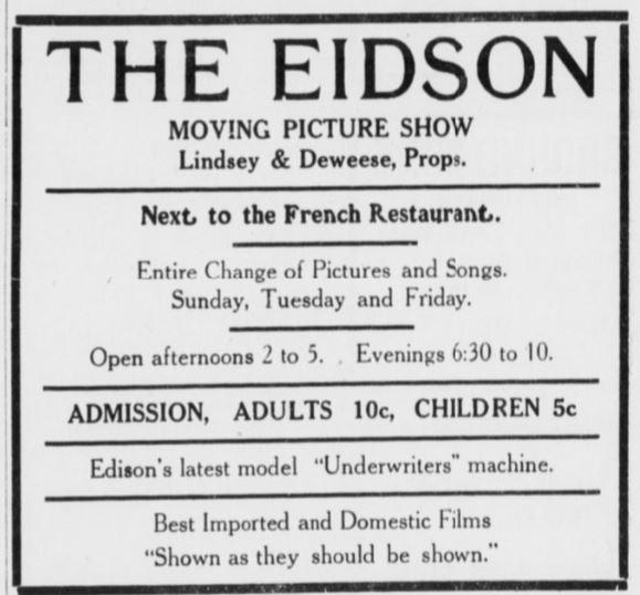 East Oregonian, September 14, 1908, p. 8