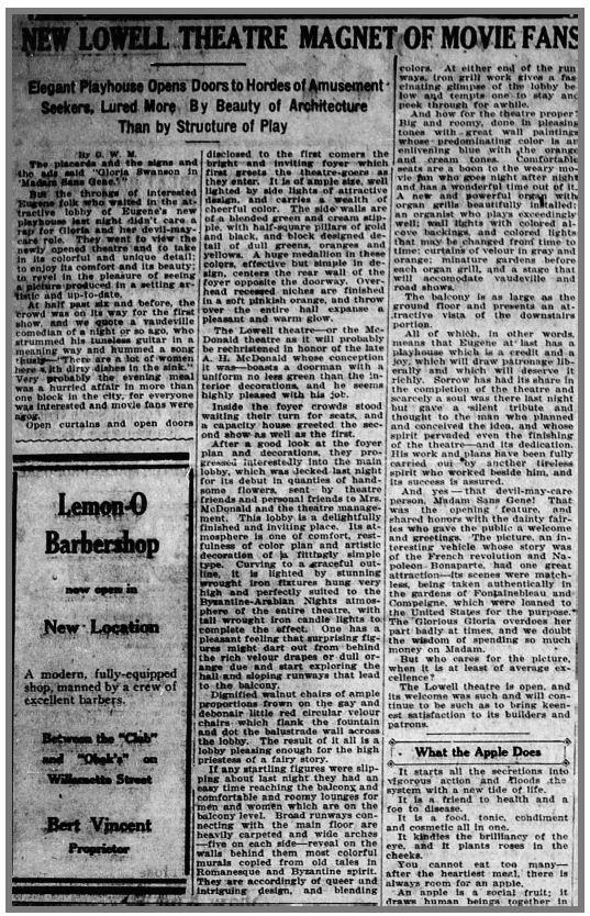 Morning Register, May 8, 1925, p. 2