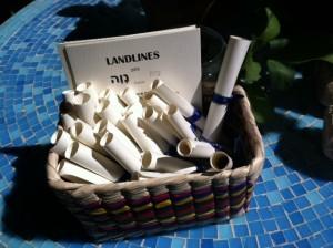 landlines invitations blog