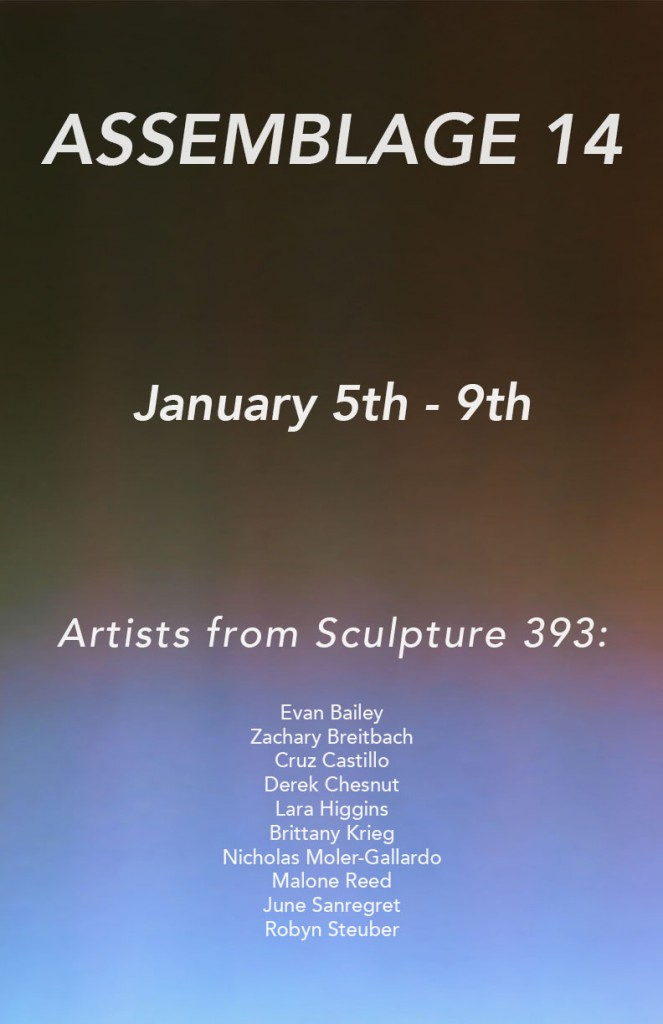 Assemblage Poster