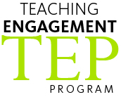 Teaching Engagement Program logo