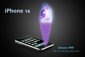 i-phone-hologram