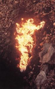 Silueta en Fuego 1976