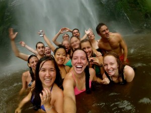 Waterfall Group Photo [1]