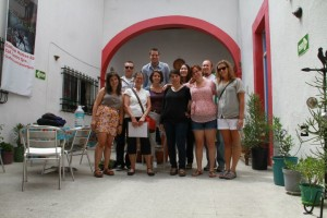 Group Pic at San Gallito