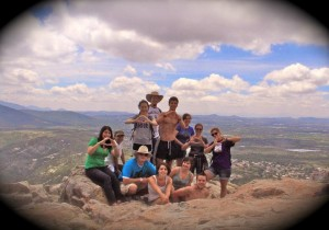 Pena de Bernal Group Pic