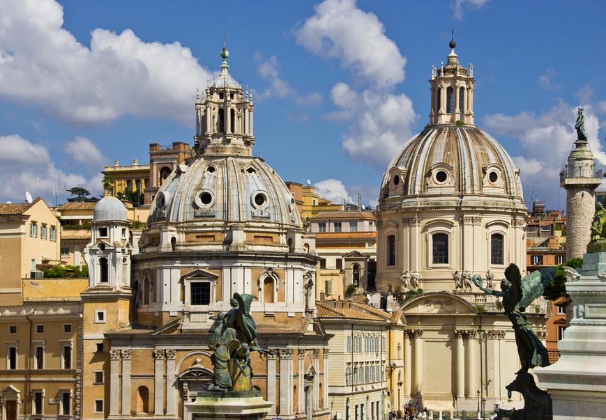 Reimagining Rome