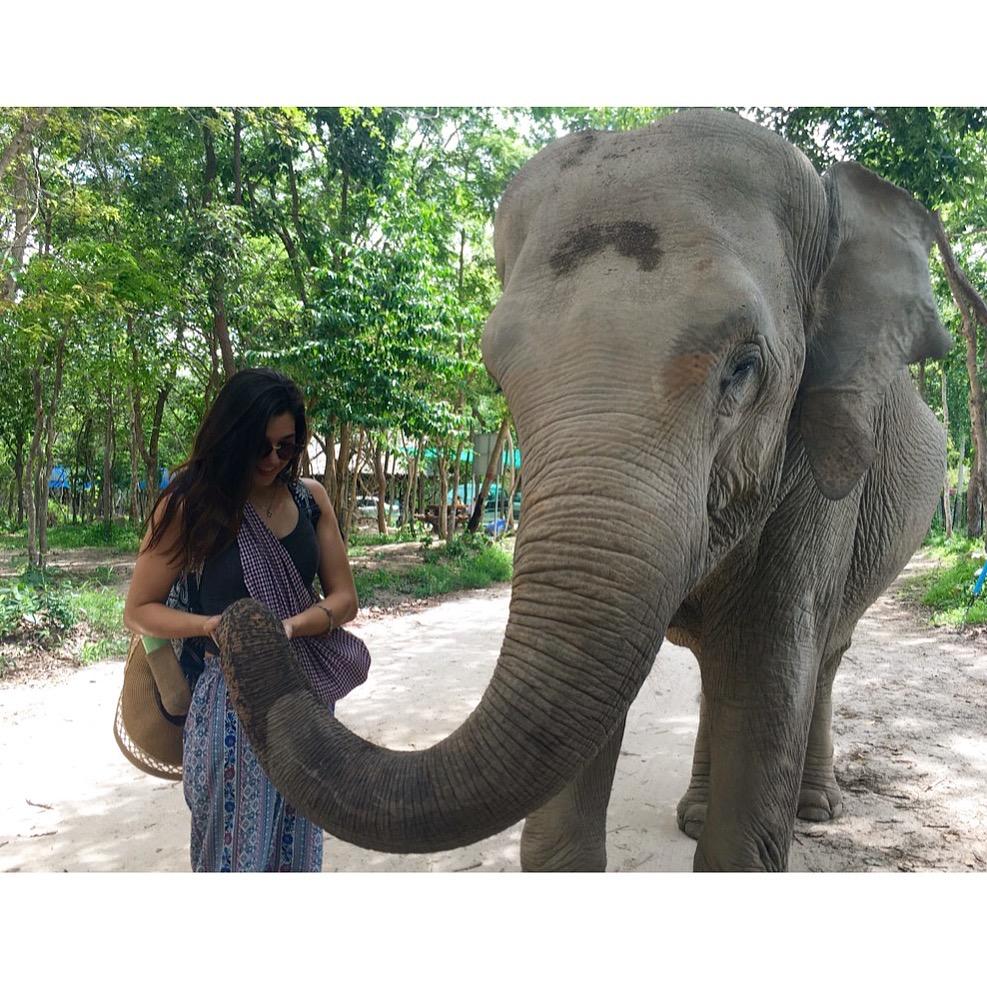Teaching in Cambodia
